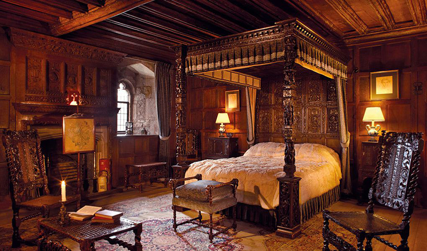 The Most Beautiful Medieval Castle Hotels In World