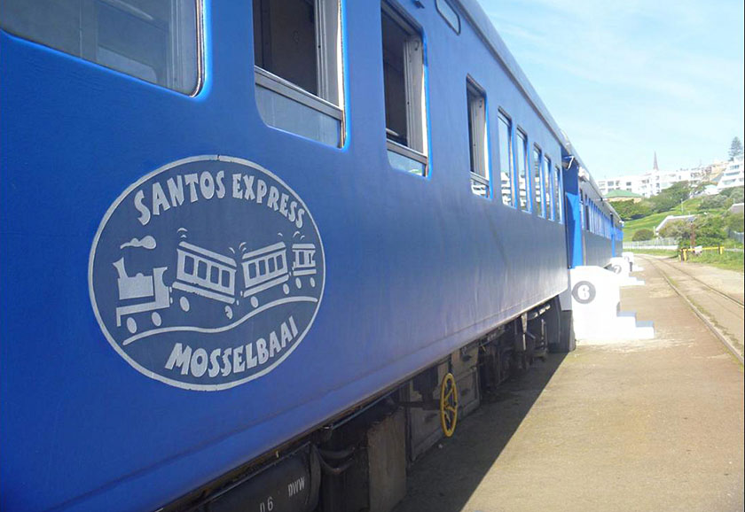 Santos Express Train Lodge hotel photos