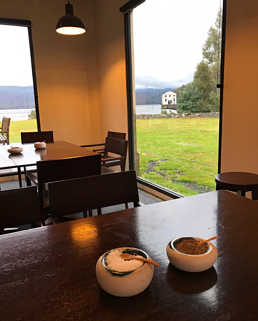 Pumphouse Point hotel photo