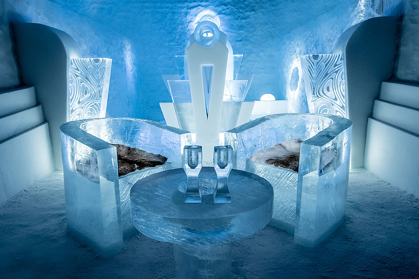 IceHotel 365 Jukkasjarvi review