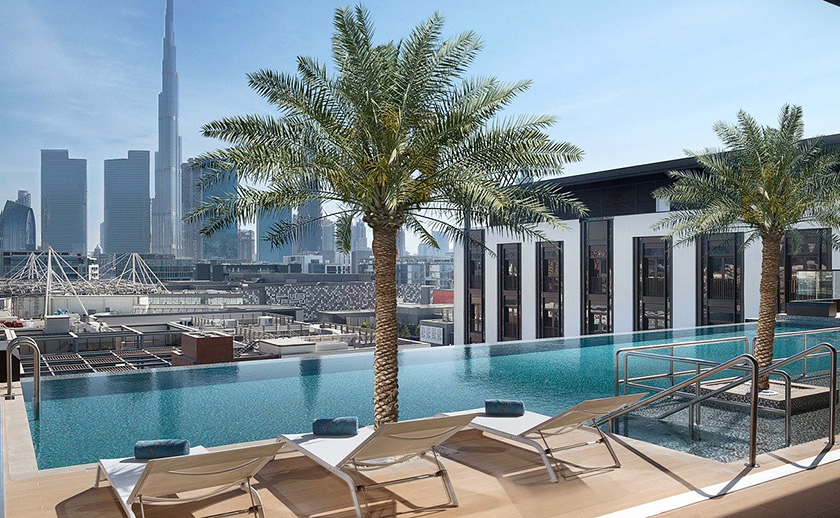 La Ville Hotel & Suites CITY WALK Dubai, Autograph Collection