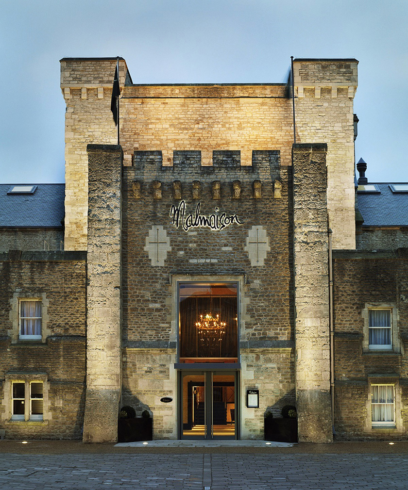 Malmaison Oxford, UK